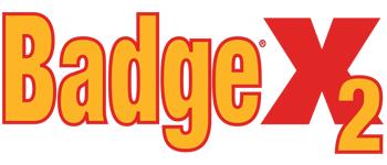 Badge X2<sup>®</sup>